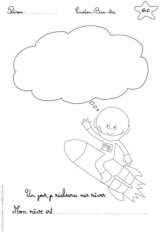 100 Pensées Positives - Réaliser ses rêves