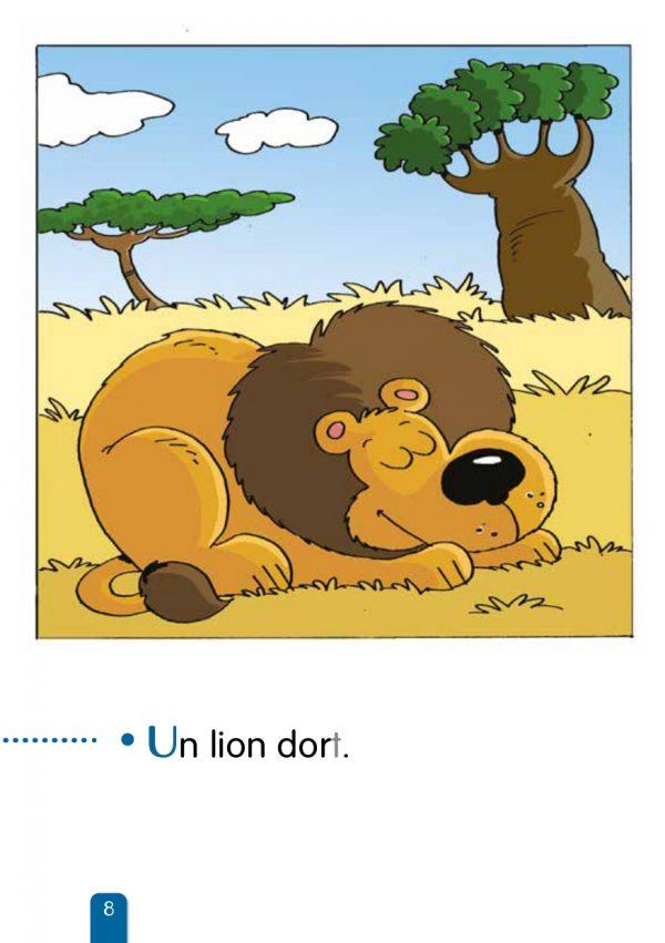 Le lion et le rat Niveau 1