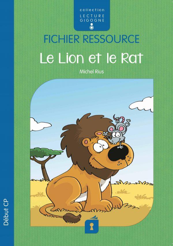 Fichier le lion et le rat